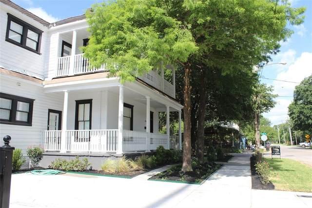 124 W 8th Street, Houston, TX 77007 (MLS #18113651) :: NewHomePrograms.com
