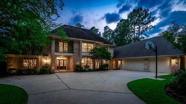 14 Watertree Court, The Woodlands, TX 77380 (MLS #18134525) :: The Bly Team