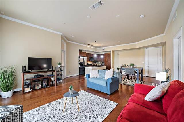300 St Joseph Parkway #218, Houston, TX 77002 (MLS #18141767) :: The SOLD by George Team