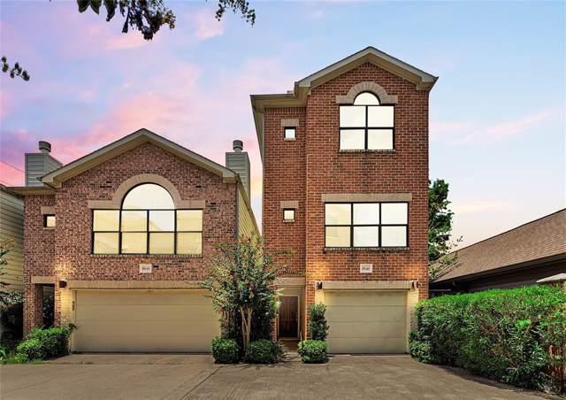 8646 Meadowcroft Drive, Houston, TX 77063 (MLS #18141835) :: The Heyl Group at Keller Williams