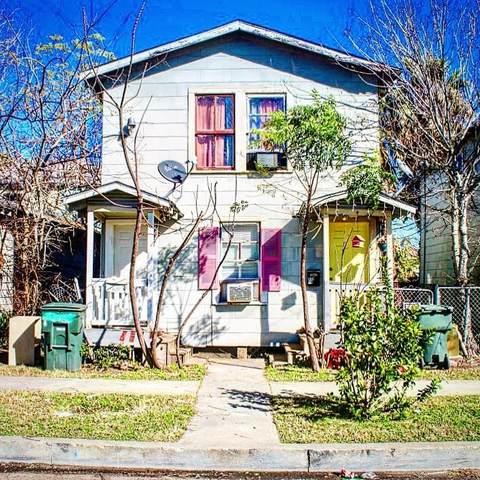 3727 Winnie Street, Galveston, TX 77550 (MLS #18143730) :: Rachel Lee Realtor