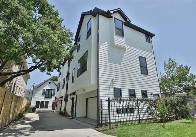 215 W 25th Street, Houston, TX 77008 (MLS #18153132) :: NewHomePrograms.com