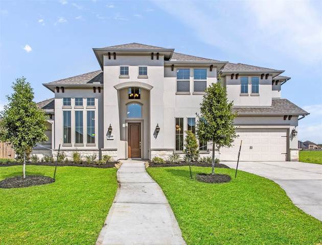 1704 Waterlilly River Lane, League City, TX 77573 (MLS #18160224) :: The Bly Team