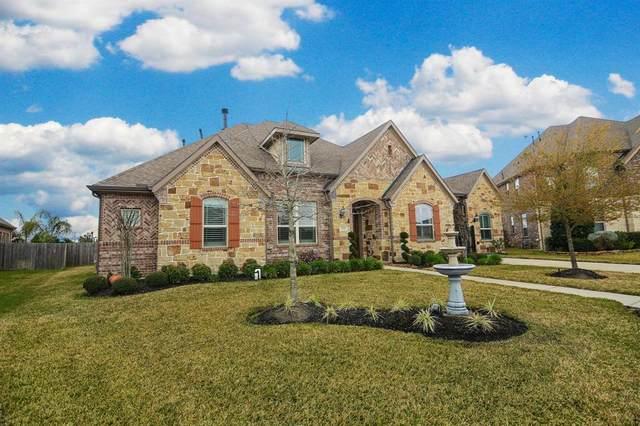 1410 Benbrook Oaks Lane, League City, TX 77573 (MLS #18169521) :: Bay Area Elite Properties