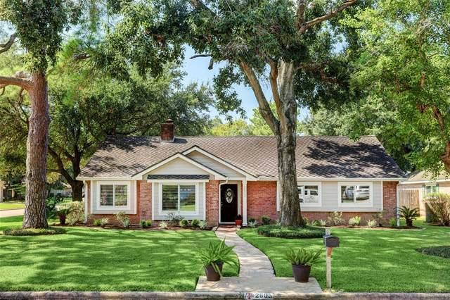 2603 Pine Village Drive, Houston, TX 77080 (MLS #18197520) :: Guevara Backman