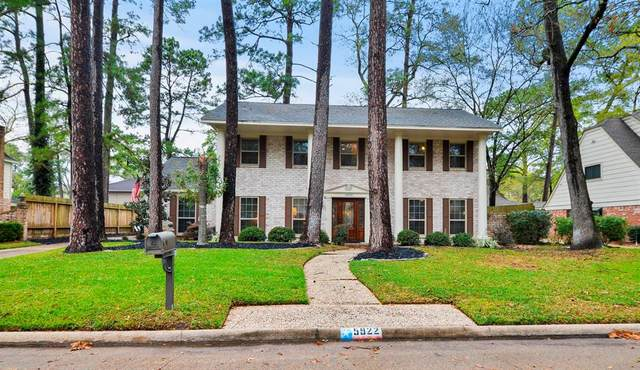 5922 Pine Arbor Drive, Houston, TX 77066 (MLS #18201396) :: The Parodi Team at Realty Associates