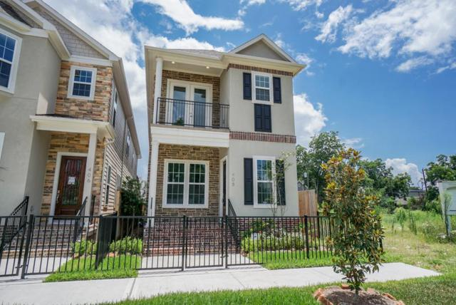 408 W 28th Street, Houston, TX 77008 (MLS #18203041) :: Krueger Real Estate