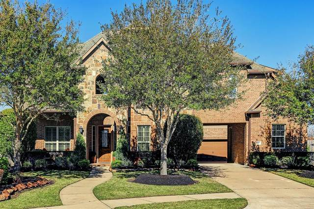 2107 Matagorda Lane, Friendswood, TX 77546 (MLS #18225761) :: Ellison Real Estate Team
