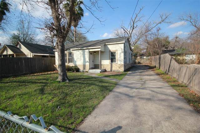 108 Robert Lee Road, Houston, TX 77009 (MLS #18227187) :: Rachel Lee Realtor