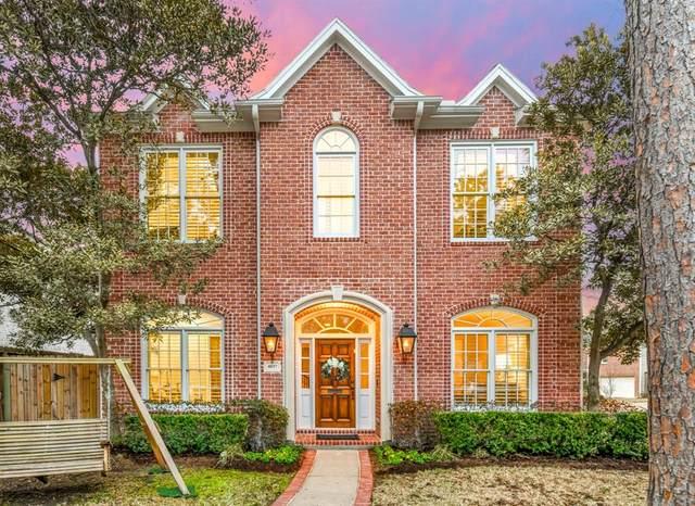 4037 Marquette Street, West University Place, TX 77005 (MLS #18235795) :: Homemax Properties