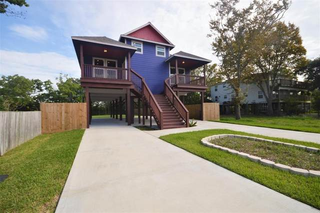 223 W 5th Street, Kemah, TX 77565 (MLS #18244808) :: The SOLD by George Team