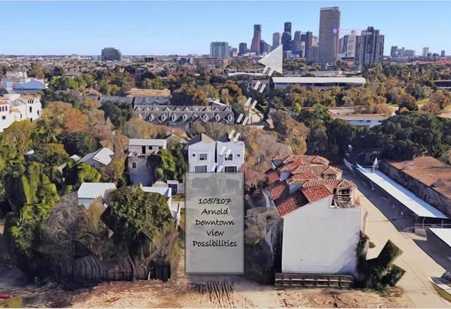 105 Arnold Street, Houston, TX 77007 (MLS #18255619) :: Texas Home Shop Realty