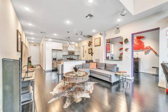 207 Pierce Street #307, Houston, TX 77002 (MLS #18256041) :: Texas Home Shop Realty