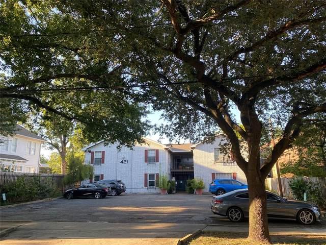 421 Emerson Street #1, Houston, TX 77006 (MLS #18271586) :: Guevara Backman