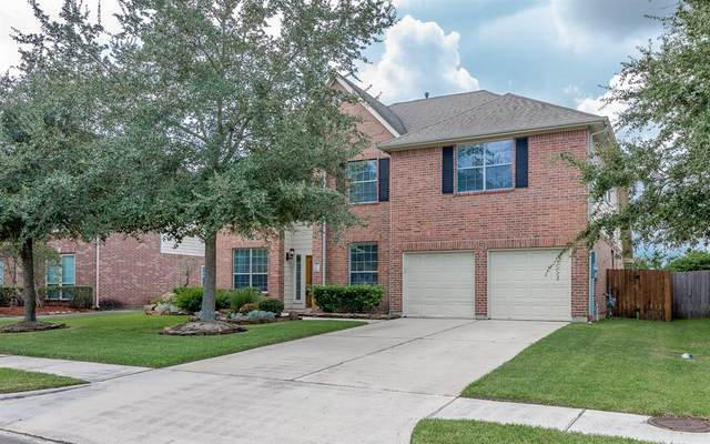 863 Pebblebank Lane, League City, TX 77573 (MLS #18281646) :: Rachel Lee Realtor
