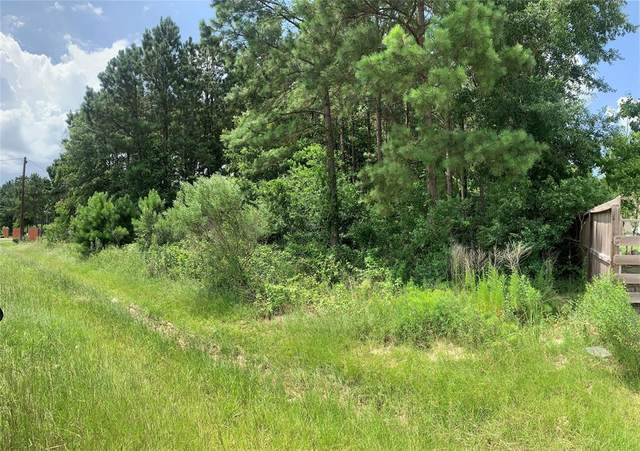 LOT 694 1495 County Road 3545, Cleveland, TX 77327 (MLS #18292659) :: My BCS Home Real Estate Group