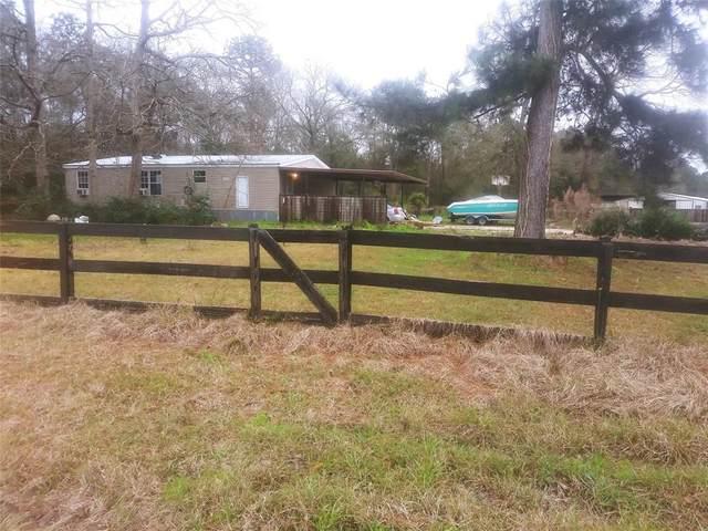 21 Prater Drive, Shepherd, TX 77371 (MLS #18295771) :: The SOLD by George Team