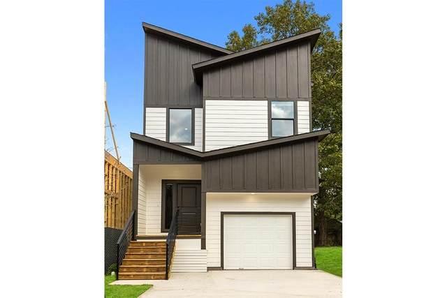 1407 E 33rd Street C, Houston, TX 77022 (MLS #18308371) :: Green Residential