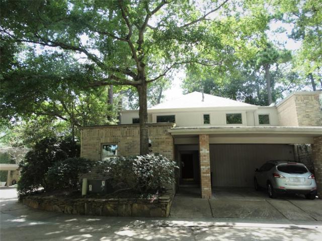 201 Vanderpool Lane #19, Houston, TX 77024 (MLS #18310964) :: Giorgi Real Estate Group
