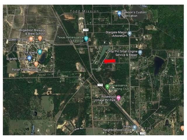 001 Magnolia Drive, Plantersville, TX 77363 (MLS #18316876) :: The Jill Smith Team