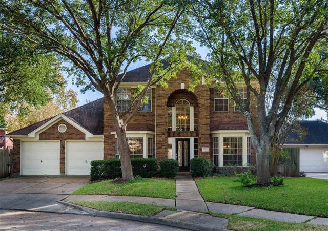 14111 Edinburgh Court, Houston, TX 77077 (MLS #18326744) :: Texas Home Shop Realty