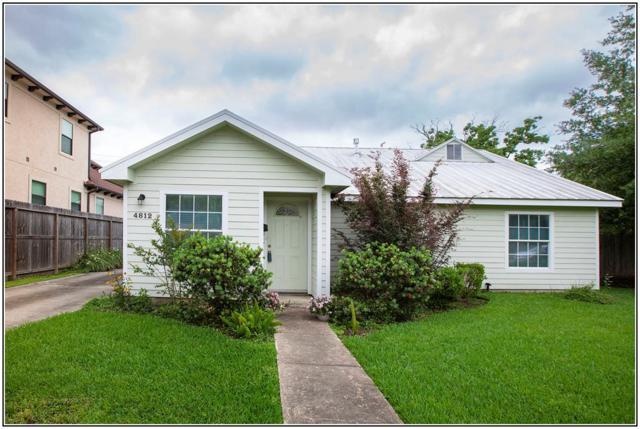 4812 Beech Street, Bellaire, TX 77401 (MLS #18328060) :: The Heyl Group at Keller Williams