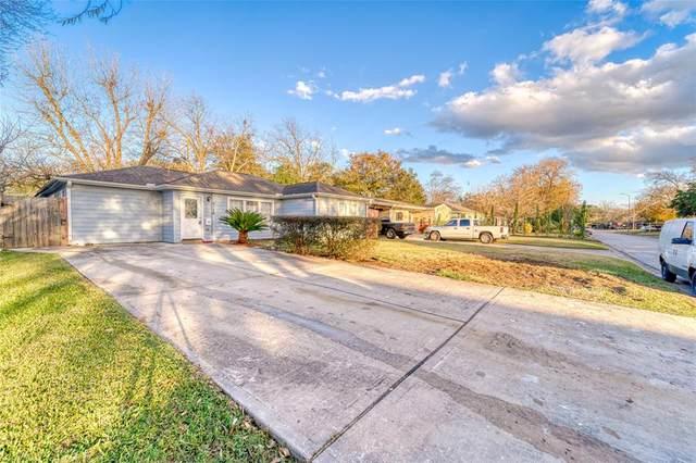 6726 Limestone Street, Houston, TX 77092 (MLS #18341919) :: Guevara Backman