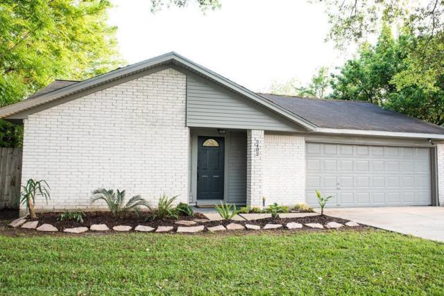 5402 Woodville Lane, Pearland, TX 77584 (MLS #18343272) :: Fairwater Westmont Real Estate