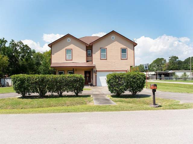 2811 25th Street, Dickinson, TX 77539 (MLS #18343441) :: All Cities USA Realty