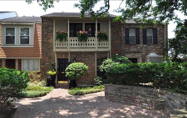 6448 Olympia Drive #82, Houston, TX 77057 (MLS #18348849) :: The Queen Team
