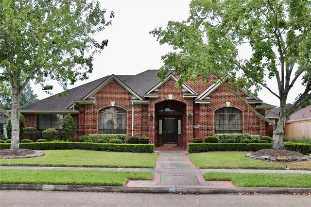 2313 Augusta Drive, Pearland, TX 77581 (MLS #18361956) :: Lerner Realty Solutions