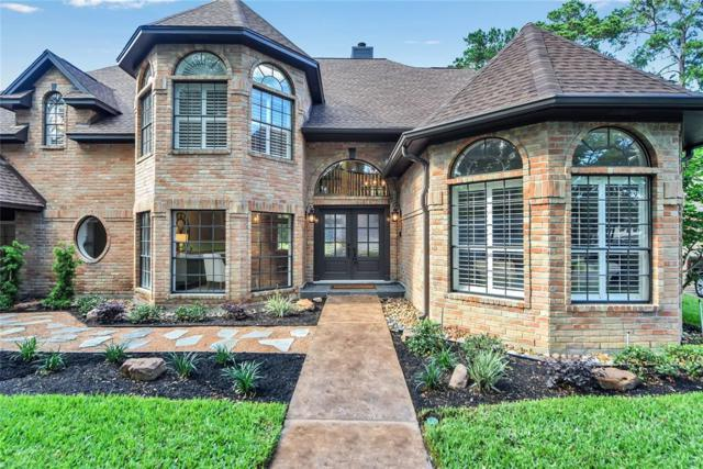 24710 Creekview Drive, Spring, TX 77389 (MLS #18363740) :: The SOLD by George Team