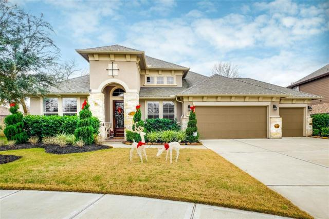 4711 Trickle Creek Court, Fulshear, TX 77441 (MLS #18366478) :: The SOLD by George Team