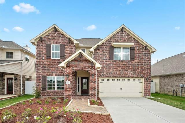 10099 Oakland Hills Drive, Cleveland, TX 77327 (#18367440) :: ORO Realty