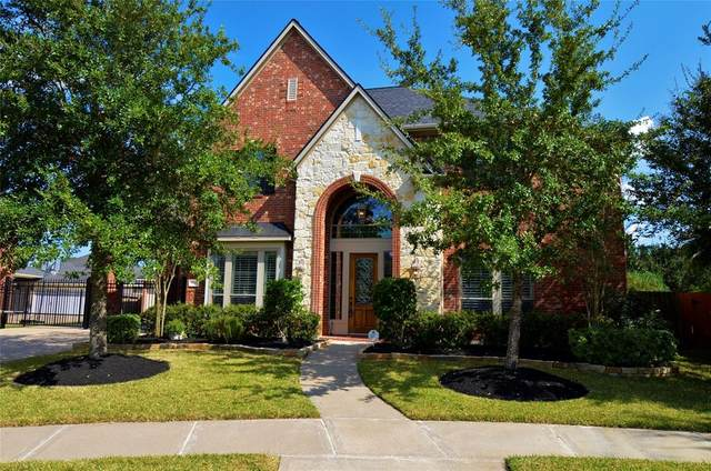 3907 Cape Meadow Court, Katy, TX 77494 (MLS #18370834) :: The Freund Group