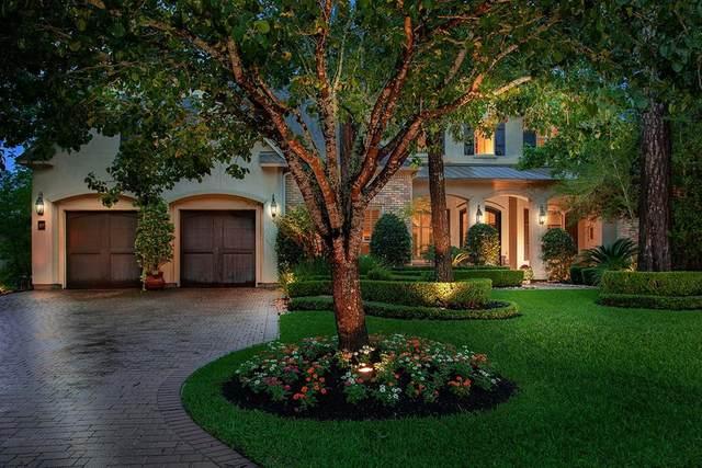107 W Ambassador Bend, The Woodlands, TX 77382 (MLS #18382152) :: Parodi Group Real Estate