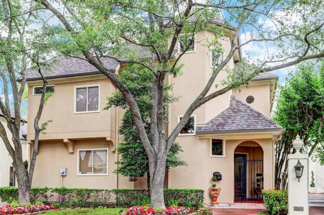 3014 Elbert Street, Houston, TX 77098 (MLS #18395072) :: Texas Home Shop Realty