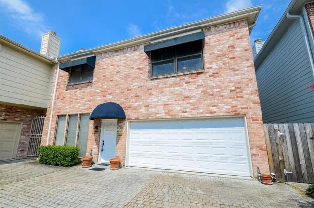 1721 Potomac Drive D, Houston, TX 77057 (MLS #18405807) :: Giorgi Real Estate Group