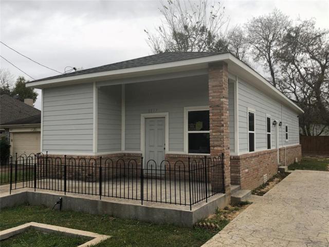 8017 Comal Street, Houston, TX 77051 (MLS #18414342) :: The Heyl Group at Keller Williams