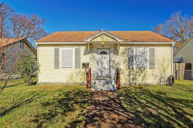 722 10th Avenue N, Texas City, TX 77590 (MLS #18419319) :: The SOLD by George Team