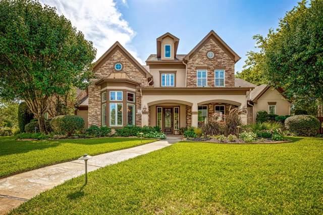 5814 Blackstone Creek Lane, Kingwood, TX 77345 (MLS #18428791) :: Rachel Lee Realtor