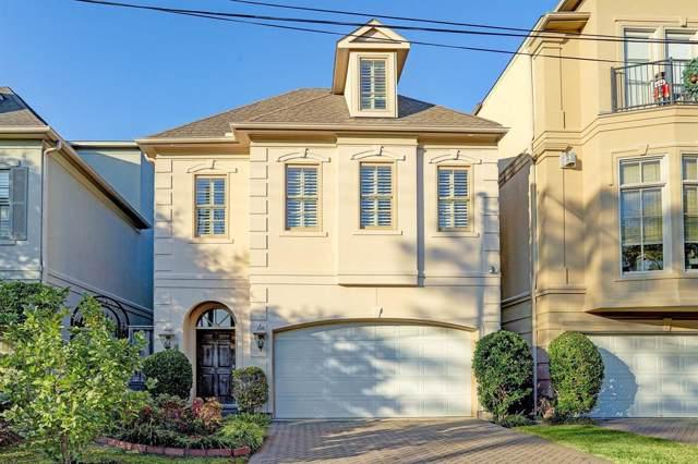 1408 Cook Street, Houston, TX 77006 (MLS #18432248) :: Texas Home Shop Realty