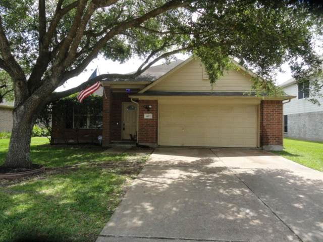 4103 Merlet Drive, Pearland, TX 77584 (MLS #18433909) :: The SOLD by George Team