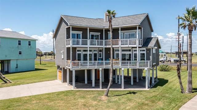 18618 W De Vaca, Galveston, TX 77554 (MLS #18451162) :: The Home Branch