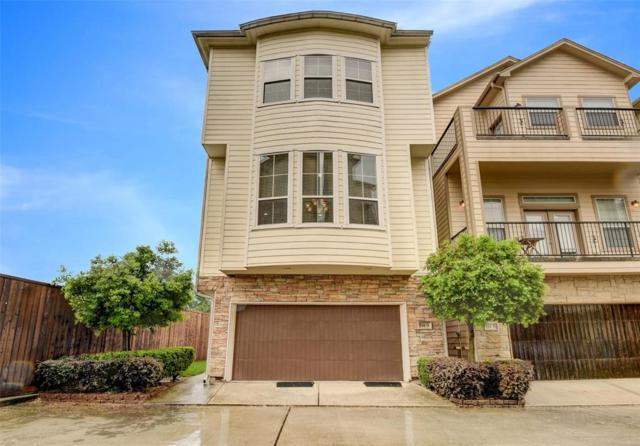 114 Heights Boulevard A, Houston, TX 77007 (MLS #18452692) :: The SOLD by George Team