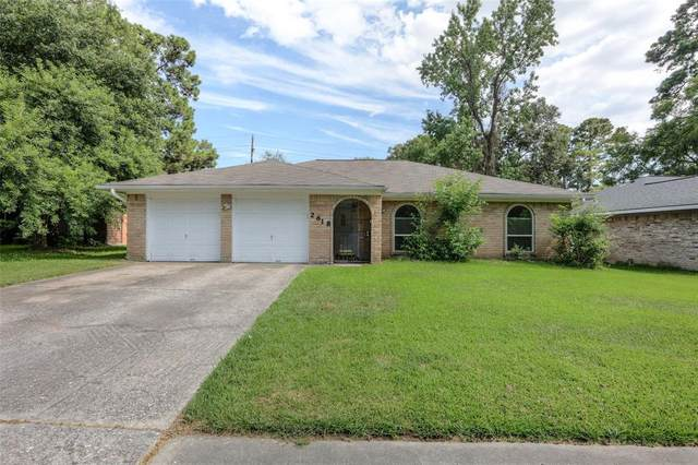 2618 Leichester Drive, Spring, TX 77386 (MLS #18461621) :: Caskey Realty