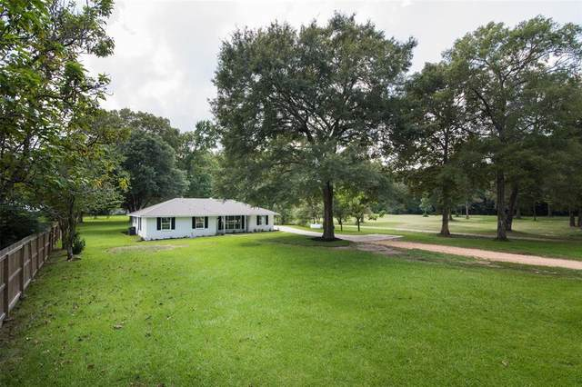 1388 County Road 331, Cleveland, TX 77327 (MLS #18467951) :: Bay Area Elite Properties