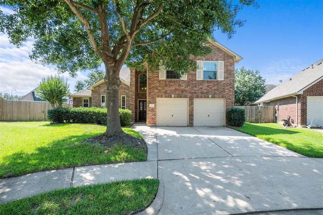 17407 Crosscove Court, Houston, TX 77095 (MLS #18469869) :: The Bly Team