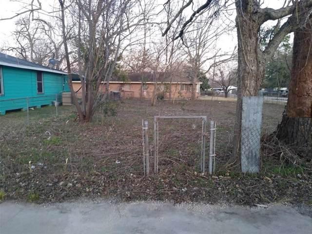 7902 Pointer Street, Houston, TX 77016 (MLS #18476323) :: Texas Home Shop Realty