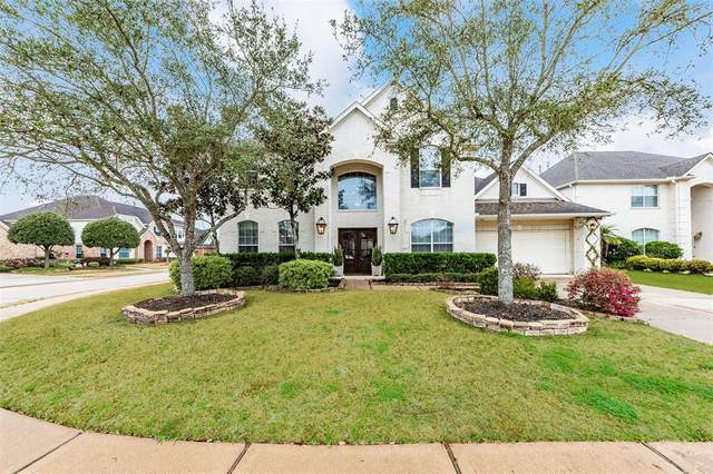 2007 Mountain Creek Street, Pearland, TX 77584 (MLS #18478580) :: Lerner Realty Solutions